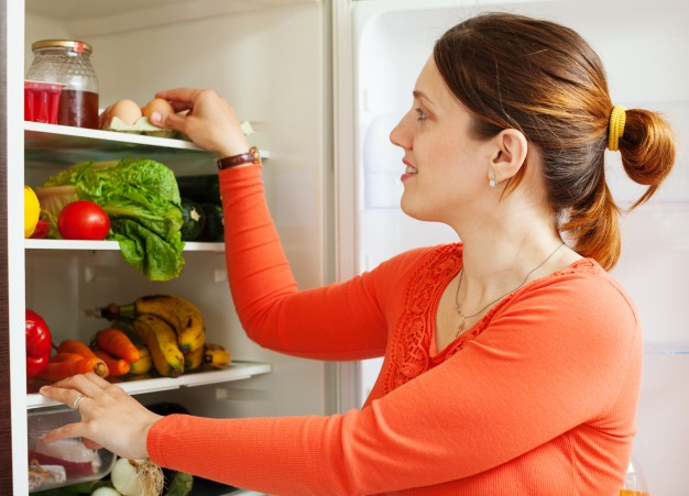 Refrigerator Storing and temperature