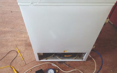 Deep Freezer Repair and Service