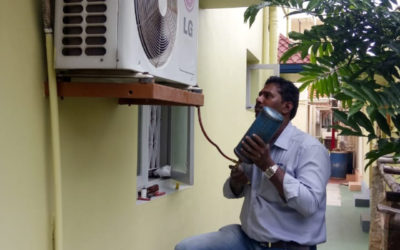 Air Conditioner Repair Service at Your Doorstep