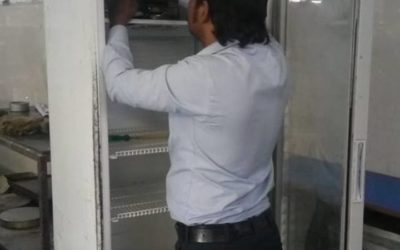 Service for Refrigerator at Your Doorstep