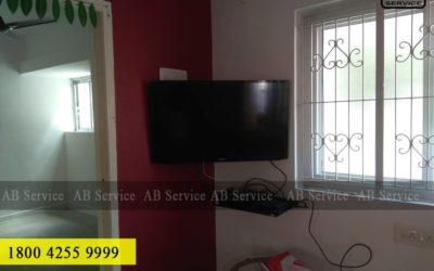 Re-Installation of LED Television