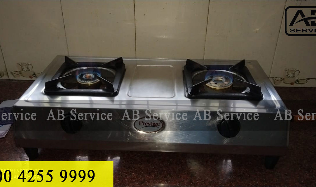 Gas Stove Repair and Service by Professionals