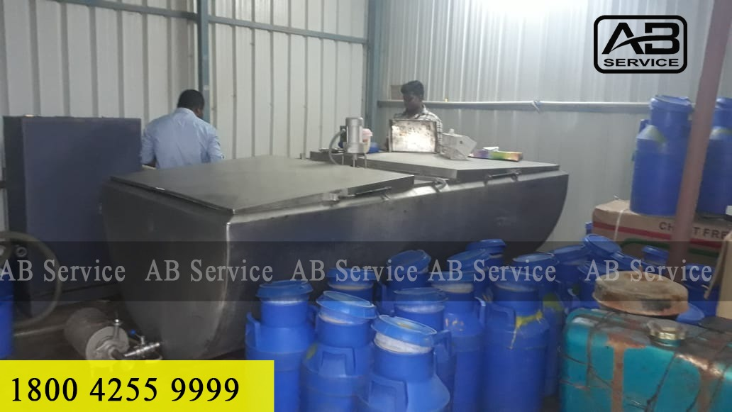 Milk Chiller Repair and Service